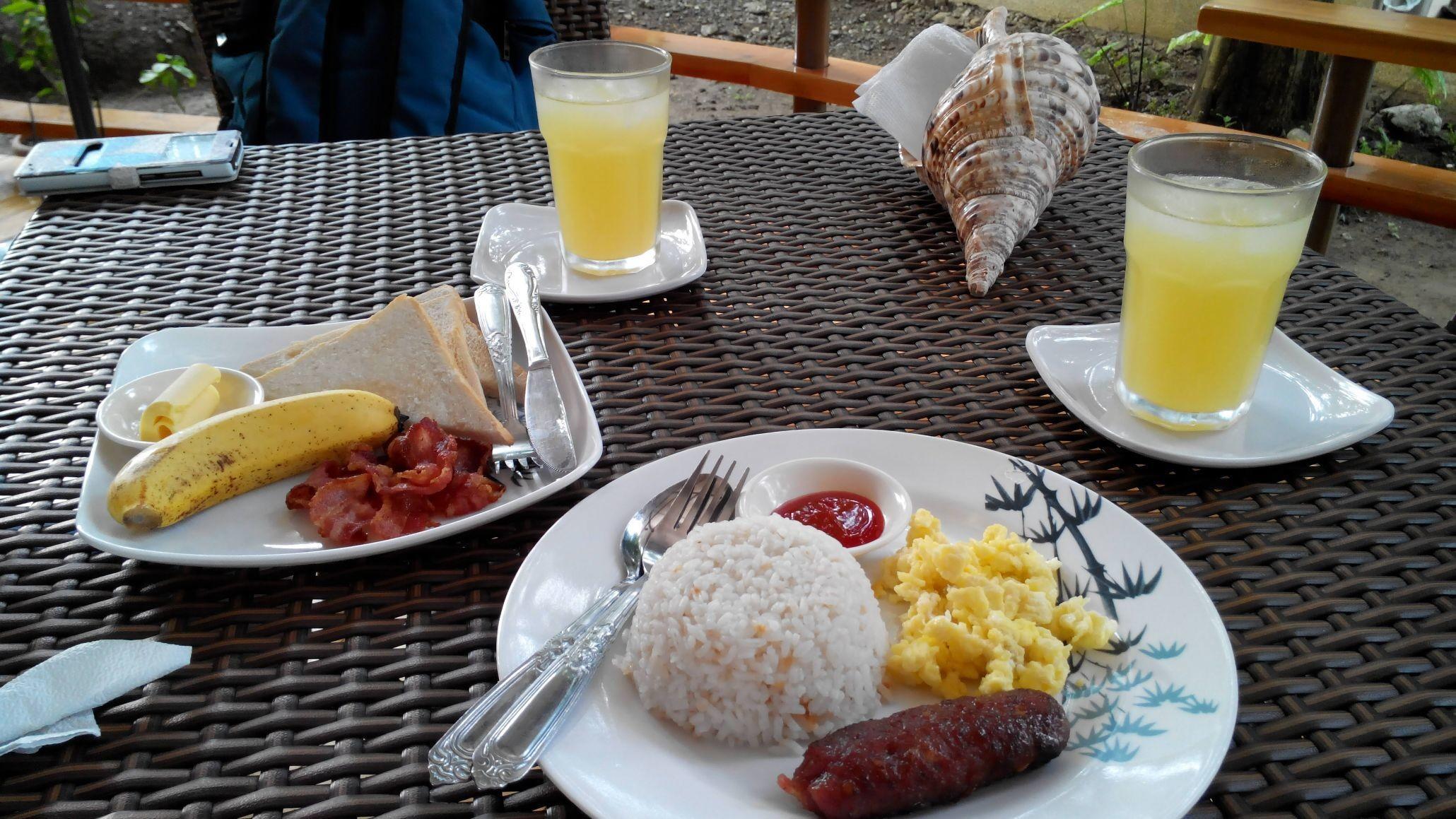最後的假期早餐,準備say goodbye~