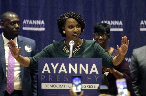 In primary stunner, Pressley unseats incumbent Rep. Capuano