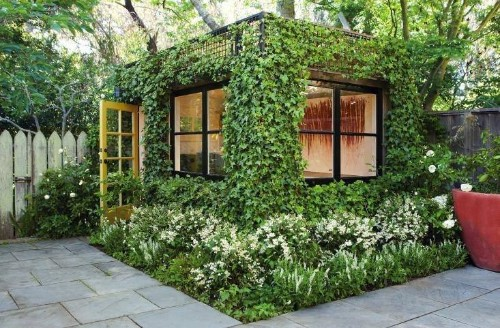 Landscape Architect Visit: Scott Lewis Turns A Small SF Backyard Into an Urban Oasis