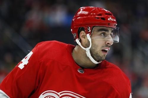 NHL Roundup: Detroit beats Jets, snaps 12-game skid
