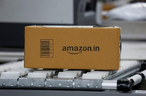 Amazon se aproxima de vitória por domínio na internet