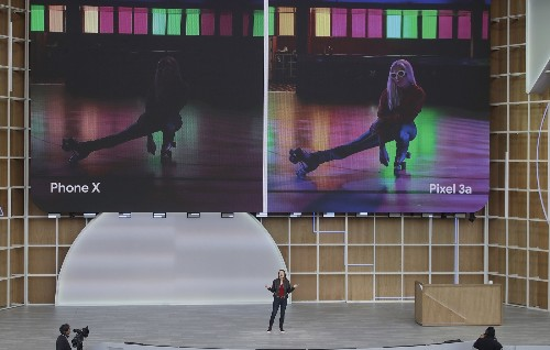 Google Unveils New Tech: Pictures