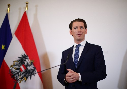 Austria's Kurz faces ax as far-right opts to back no-confidence motion