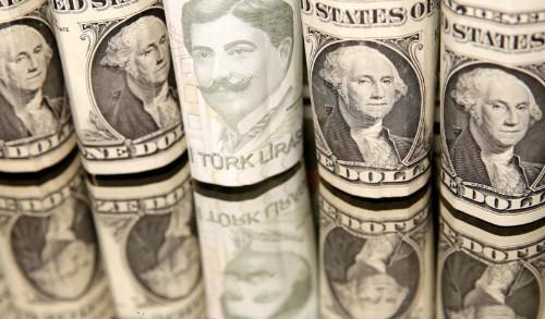 Турецкая лира снижается после освобождения американского пастора