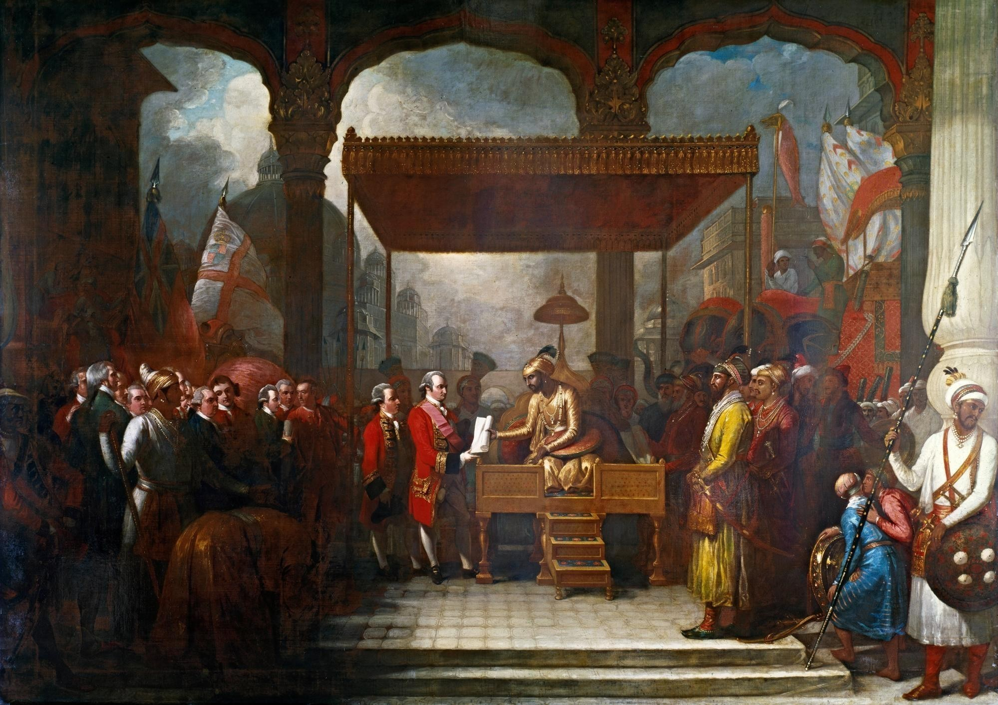 The East India Company: The original corporate raiders