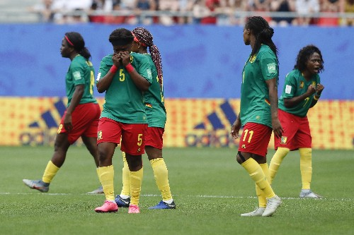 After World Cup rage, Cameroon faces demands for punishment