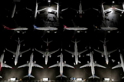 Lawsuit against Boeing seeks to hold board liable for 737 MAX problems