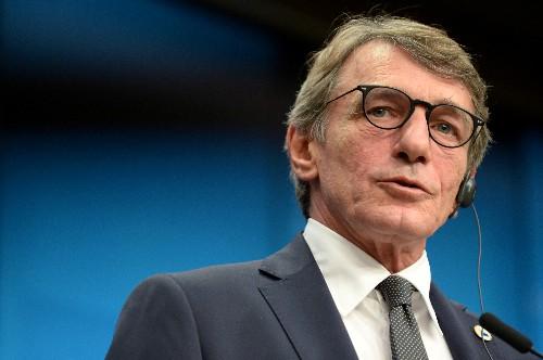 EU-Parlamentspräsident fordert härtere Sanktionen gegen Türkei