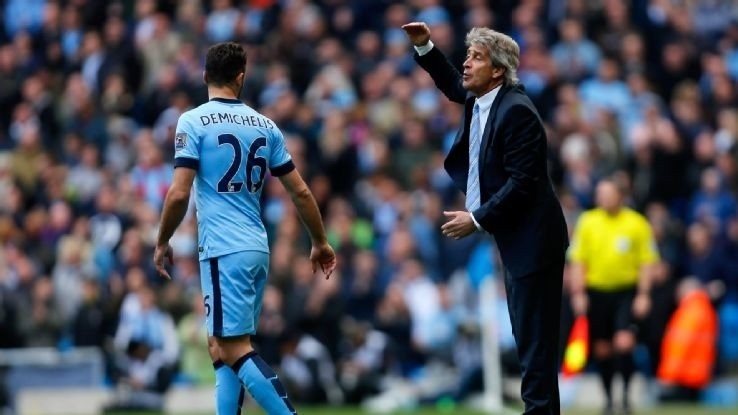 Manuel Pellegrini Man City need to find a Lionel Messi