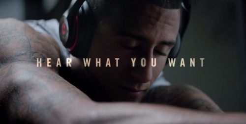 49ers Quarterback Colin Kaepernick Fined $10,000 For Wearing Beats Headphones