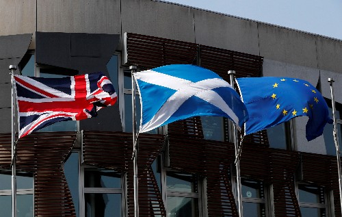 Anger over Brexit sparks new grassroots drive for Scottish independence