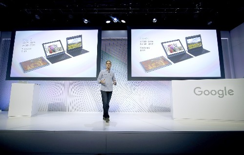 Google Unveils Cool, New Stuff: Pictures