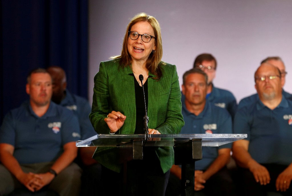 GM CEO calls self-driving unit layoffs 'prudent,' still sees 'huge opportunity'