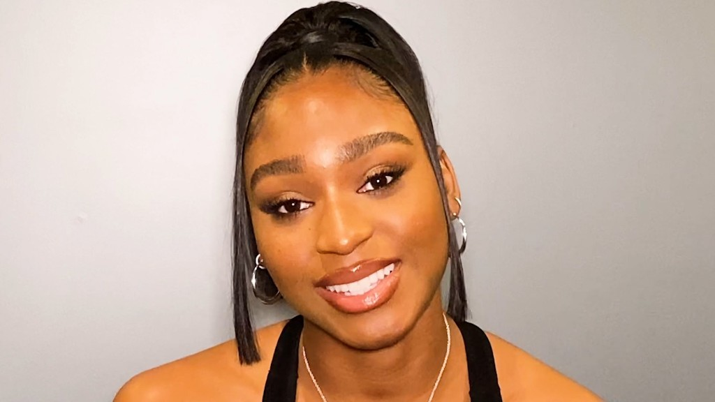 Normani On Piercings And Why She Loves Her Legs | Body Scan