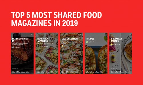Comforted by Comfort Food: 2019's Most Viewed and Shared Food Content on Flipboard