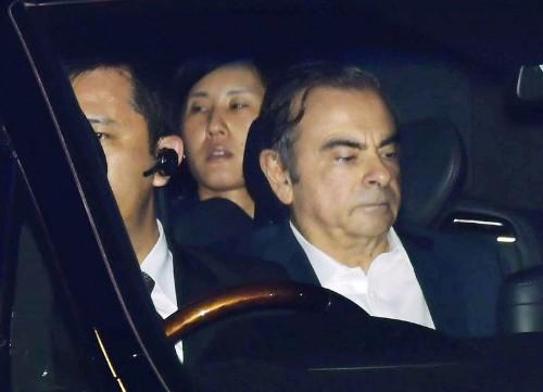 Swiss help Japan's investigation into ex-Renault-Nissan boss Ghosn