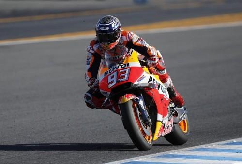 Marquez gagne à nouveau devant Quartararo