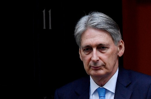 China says would welcome British finance minister visit