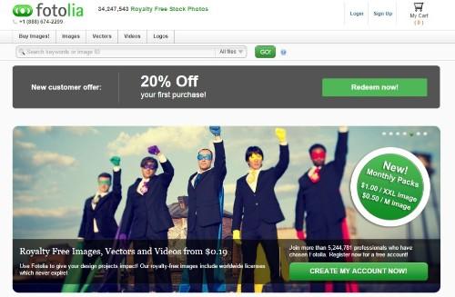 Adobe Acquires Stock Content Marketplace Fotolia For $800M In Cash