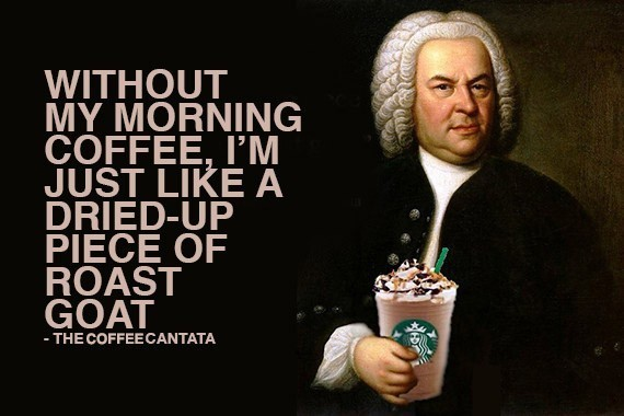 9 Famous Geniuses Who Were Also Huge Coffee Addicts | HuffPost Life