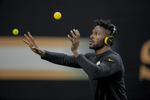 NFL notebook: Brown, Steelers decide to part ways