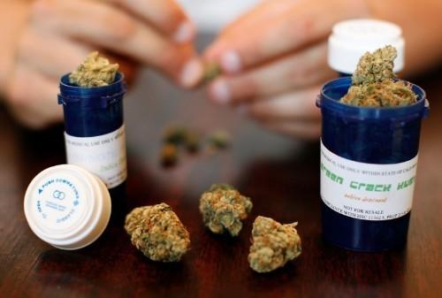 U.S. agency denies petition to reclassify marijuana