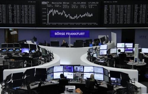 Wall Street legt vor Weihnachten Verschnaufpause ein