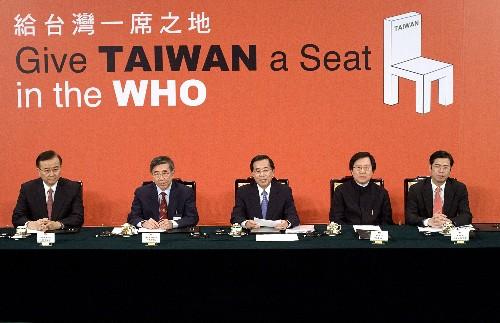 Health concerns meet politics amid Taiwan's WHO exclusion