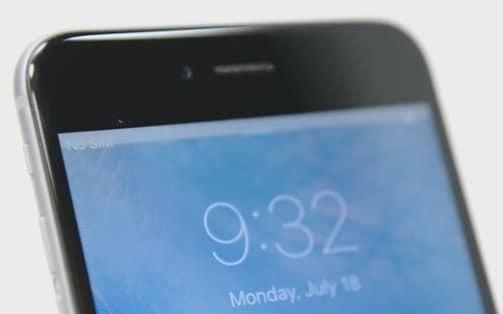 iPhone 6 phones infected with 'Touch Disease' that makes screens useless