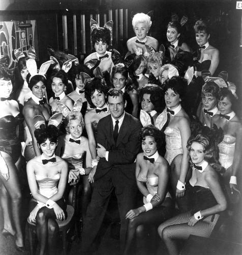 Hugh Hefner: A Life in Pictures