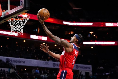 Another big finish by Graham carries Hornets past Wizards