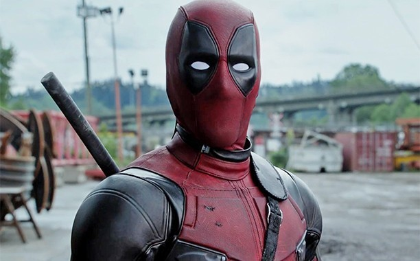 Deadpool decks the halls with new red band trailer