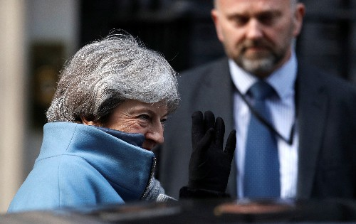 UK Labour lawmaker requests emergency debate on Brexit