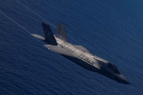 Pentagon awards Lockheed $2.4 billion contract for F-35 spare parts