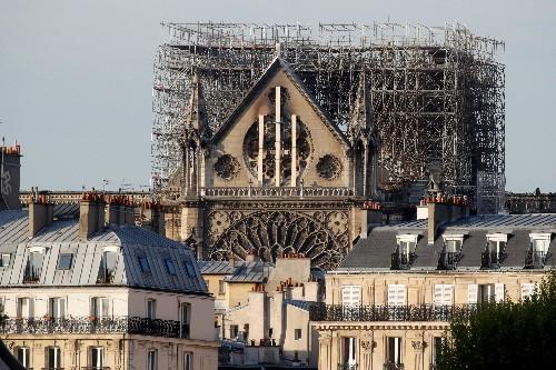 Les échafaudeurs de Notre-Dame livrent leur version des faits
