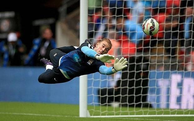 Joe Hart to sign new Manchester City contract and vows to fight off challenge of Willy Caballero