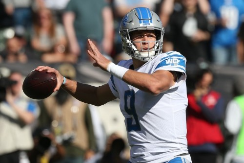 Report: NFL investigating Lions following Stafford scratch