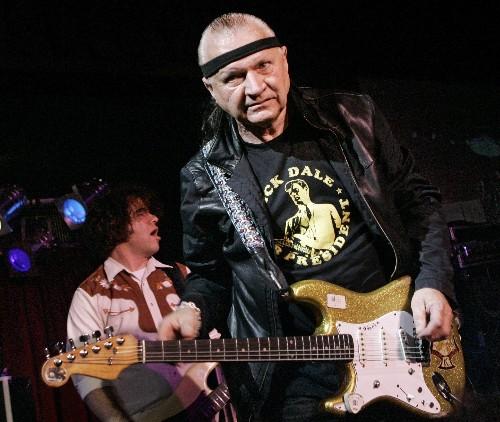 Dick Dale, King of Surf Guitar, 'Miserlou' composer, is dead
