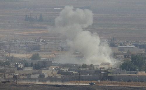 Trump sanctions fail to slow Turkey assault; Moscow's allies advance