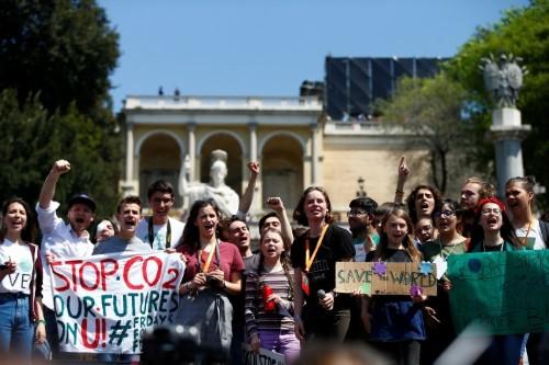 Swedish climate activist Thunberg admits she might be 'very naive'