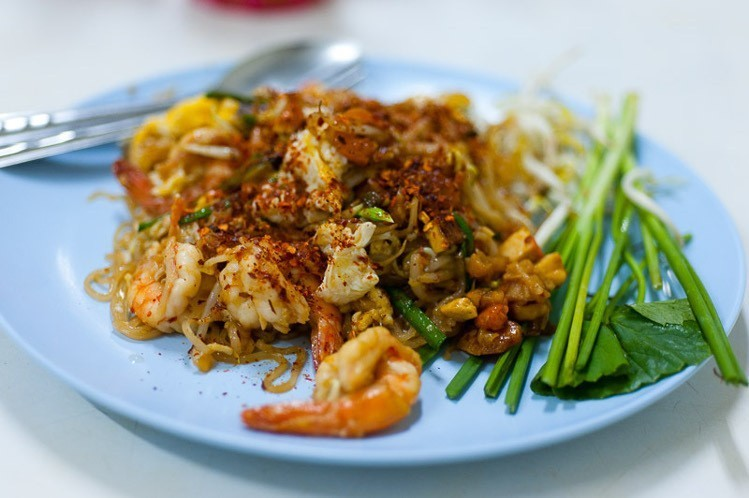 Top 12 must-try Bangkok dishes