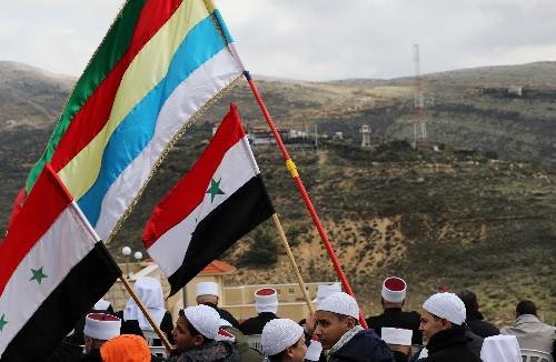Golan Druze mark anniversary of Israeli annexation