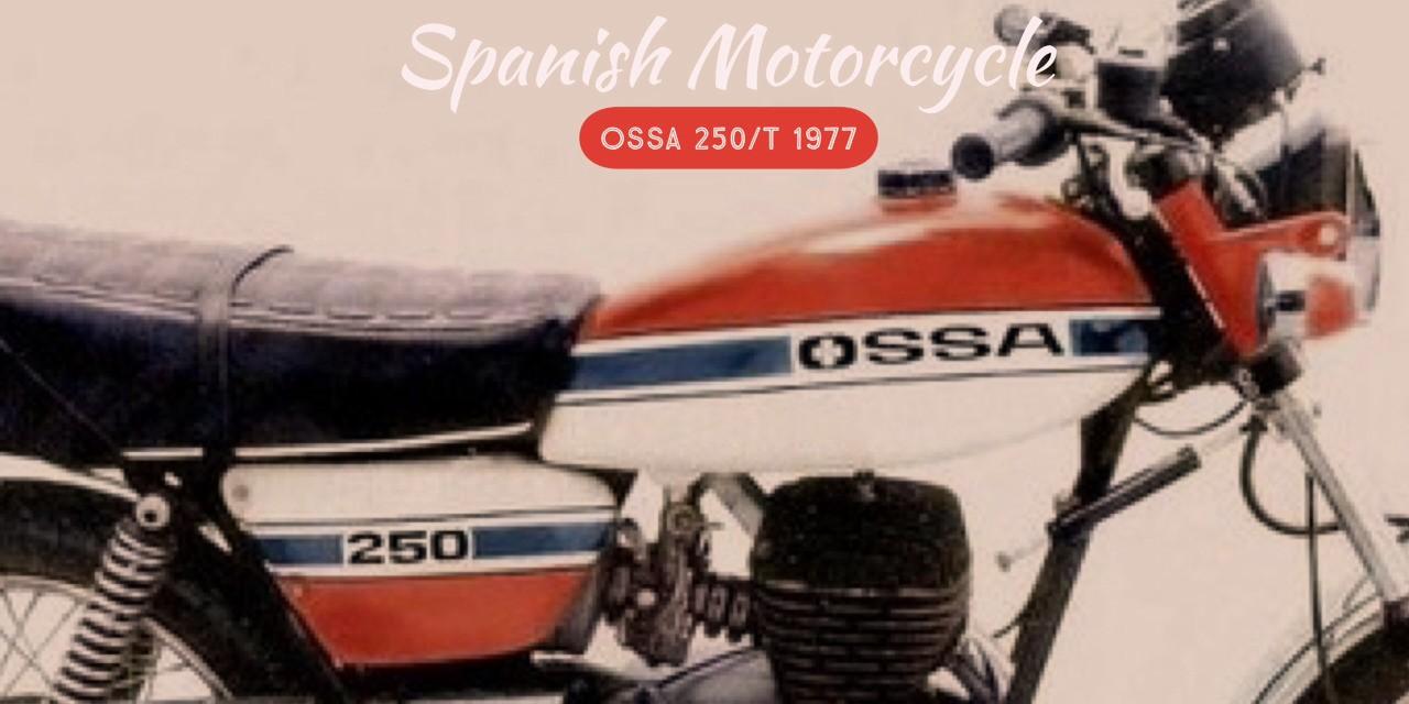 Ossa 250/T 1977