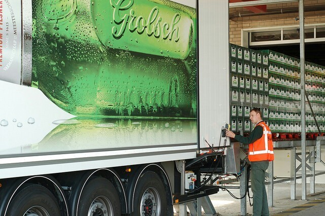 Grolsch in the Netherlands