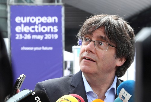 76 MEPs back Catalan separatists blocked from collecting European Parliament credentials: letter
