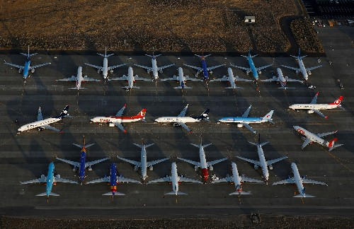 Southwest delays return of its Boeing 737 MAX jets to February