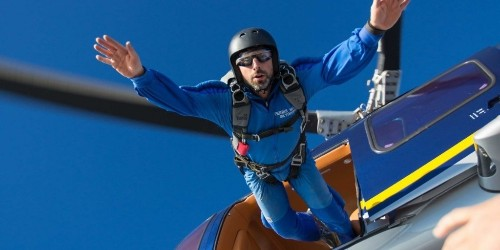 Google's Sergey Brin Is Totally Obsessed With High-Adrenaline Exercise