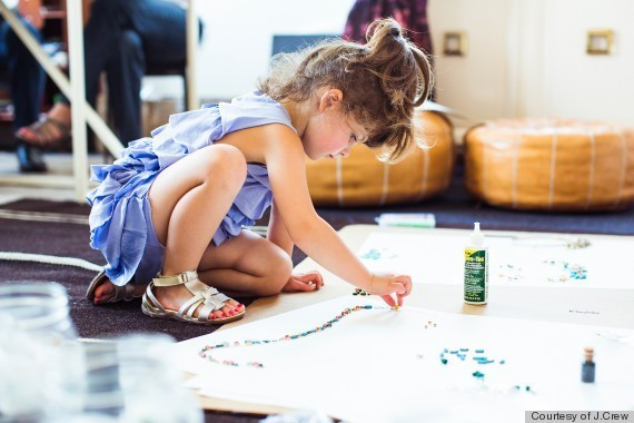 4-Year-Old Fashion Prodigy Talks Designing A Collection For J.Crew, Is Insanely Adorable