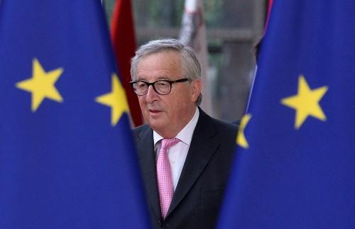 EU's Juncker to miss G7 summit after surgery: spokeswoman