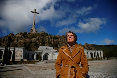 Sowing divisions, Franco exhumation plan looms over Spanish election